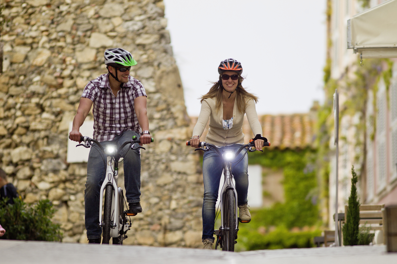 Smart electric bike Urban Mobility
