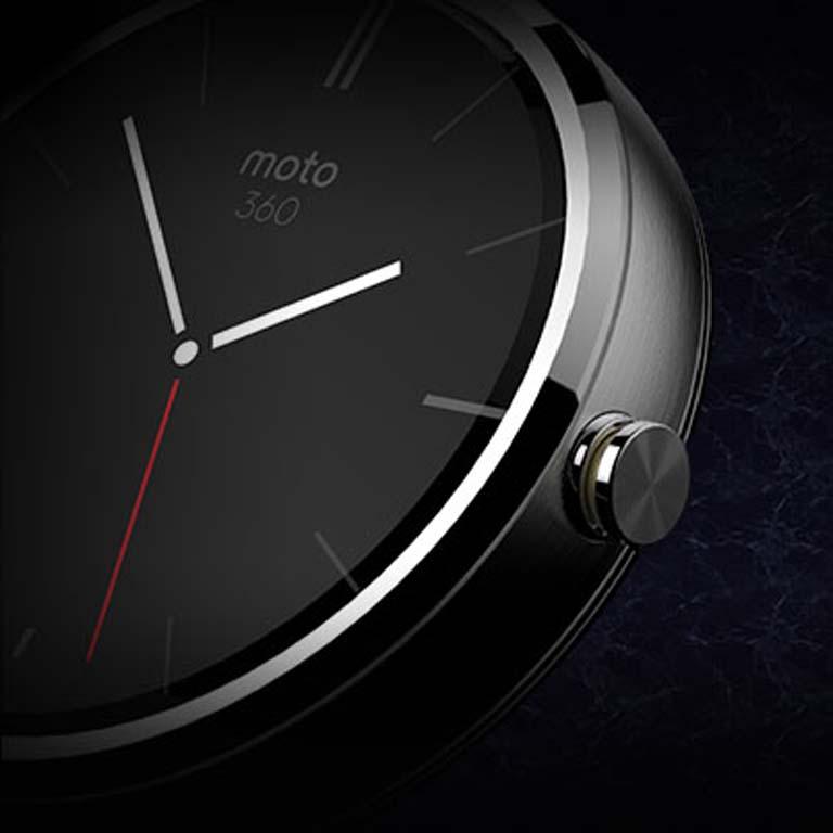 Moto 360: Motorola stringe i tempi