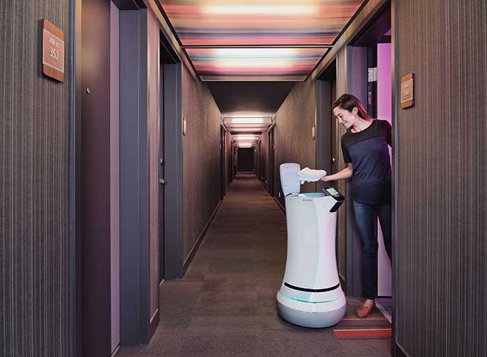 Vi piacerebbe un robot maggiordomo? eccolo
