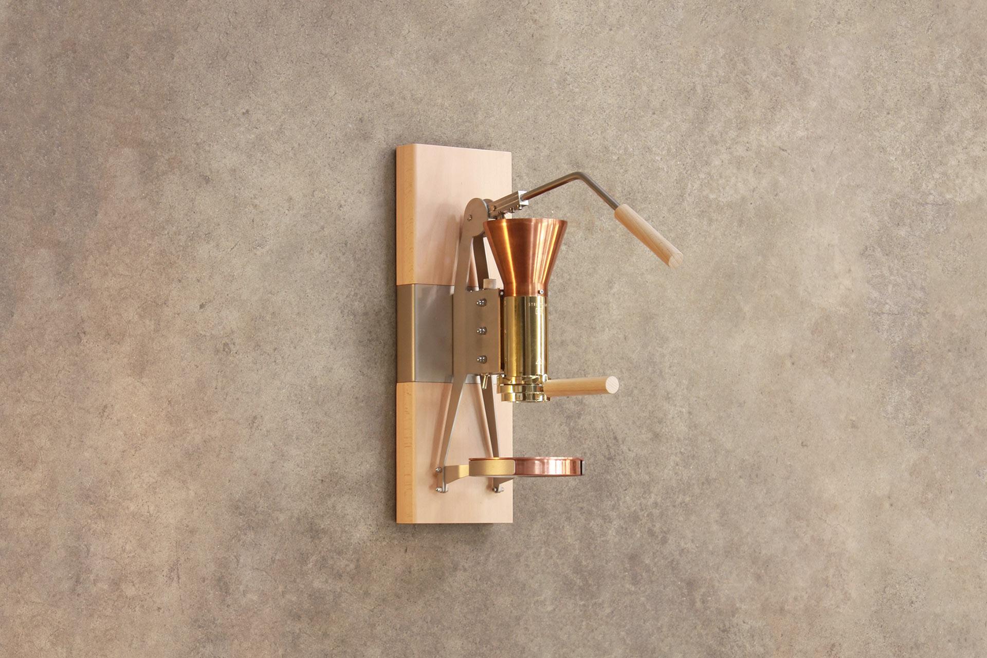 Strietman ES3 Espresso Machine: la macchinetta del caffè da parete