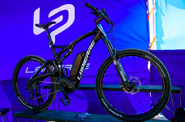 Lapierre Overvolt FS la Mountain Bike Elettrica