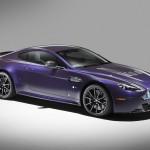 Le Aston Martin Personalizzate da Q in mostra a Pebble Beach - La v12 Vantage S coupé