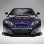 Le Aston Martin Personalizzate da Q in mostra a Pebble Beach - La v12 Vantage S coupé Frontale