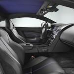 Le Aston Martin Personalizzate da Q in mostra a Pebble Beach - La v12 Vantage S coupé Interni