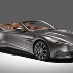Le Aston Martin Personalizzate da Q in mostra a Pebble Beach - Vista frontale della Vanquish Volante