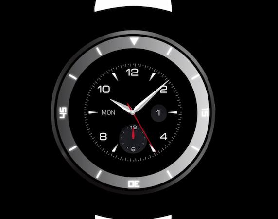 LG G Watch R nuove immagini lo mostrano per intero