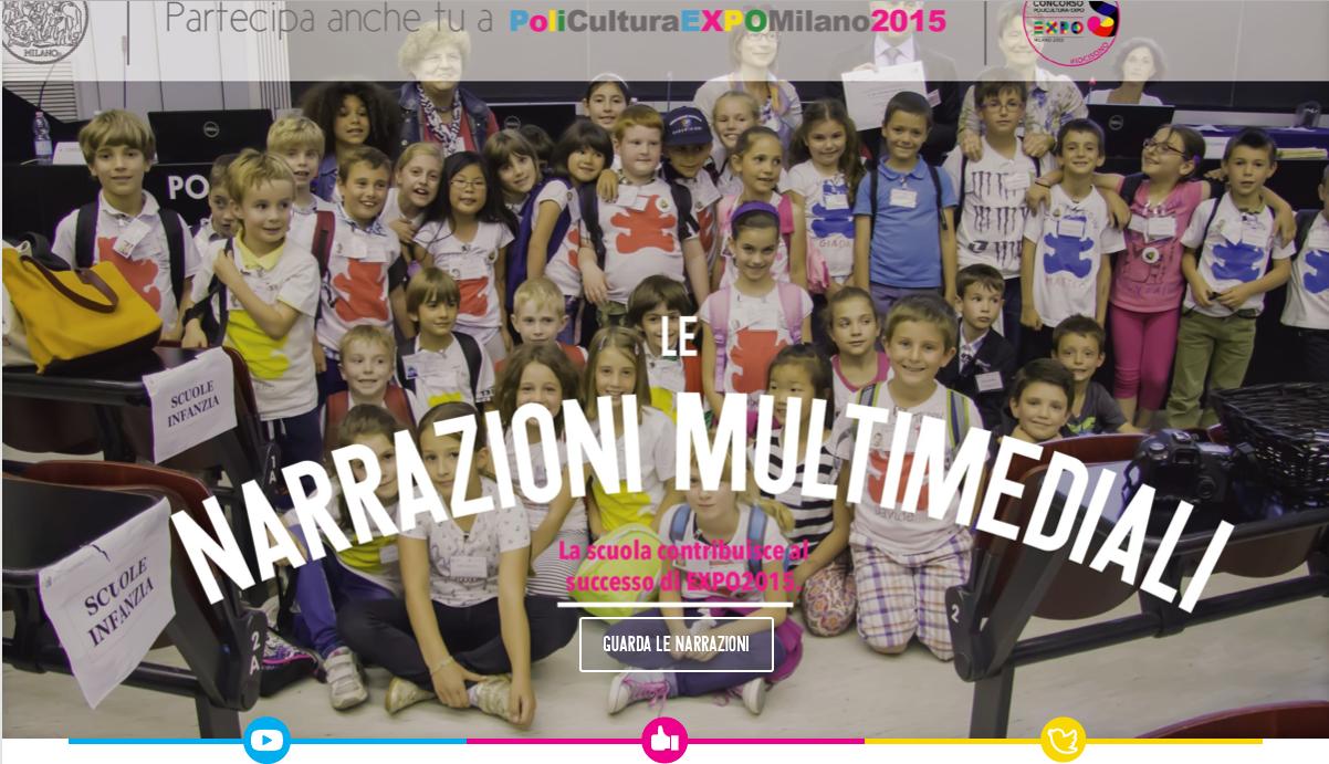 Expo 2015 progetto scuola