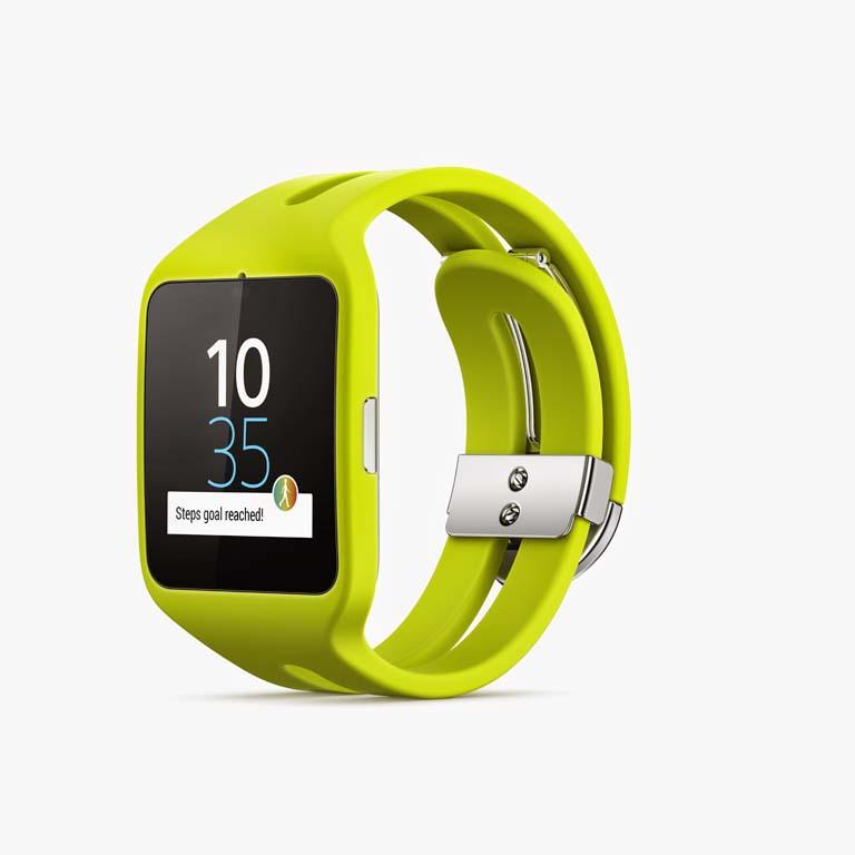 Sony Smartwatch 3 e Smart Band Talk non belli ma buoni!