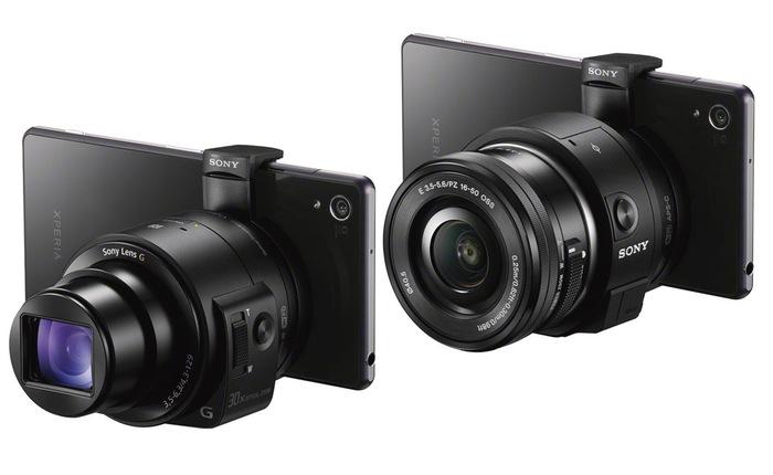 Sony QX1 trasforma lo smartphone in una reflex