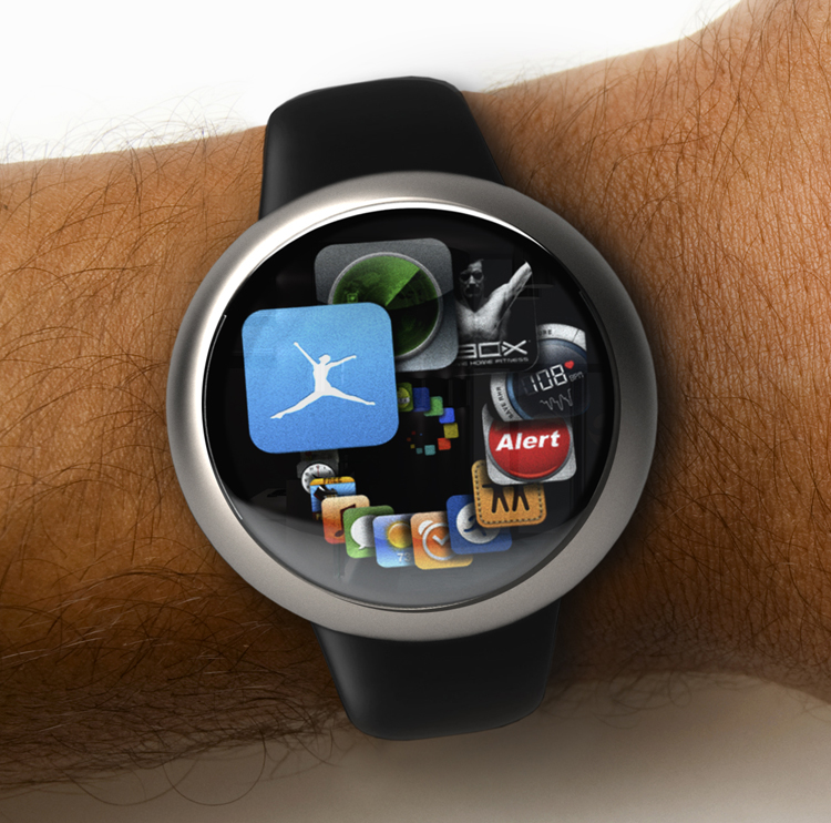 Apple iWatch anteprima