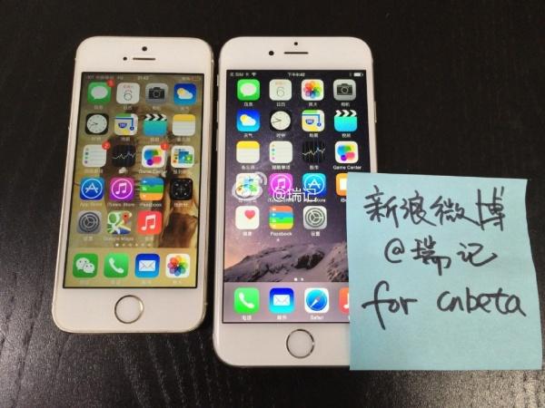 iPhone 6 update nuove foto in arrivo da Taiwan