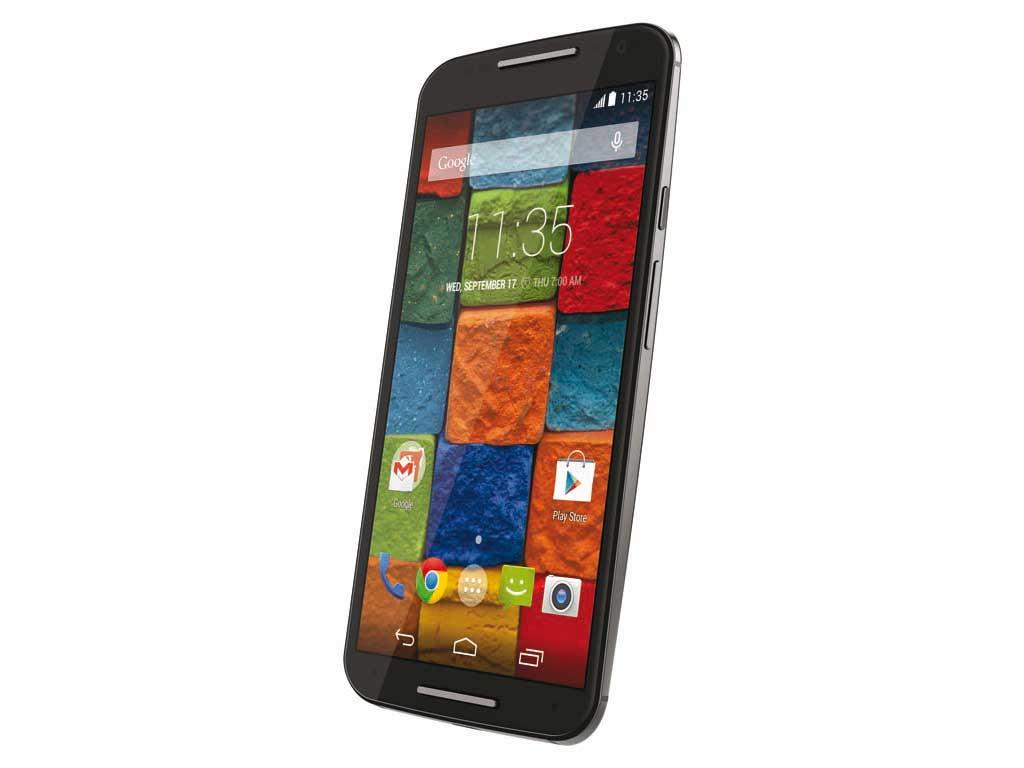 Motorola Moto X (2014) camaleontico!