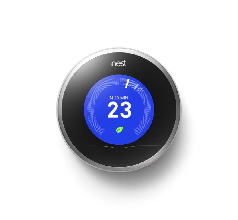 Il termostato di Google arriva in Europa
