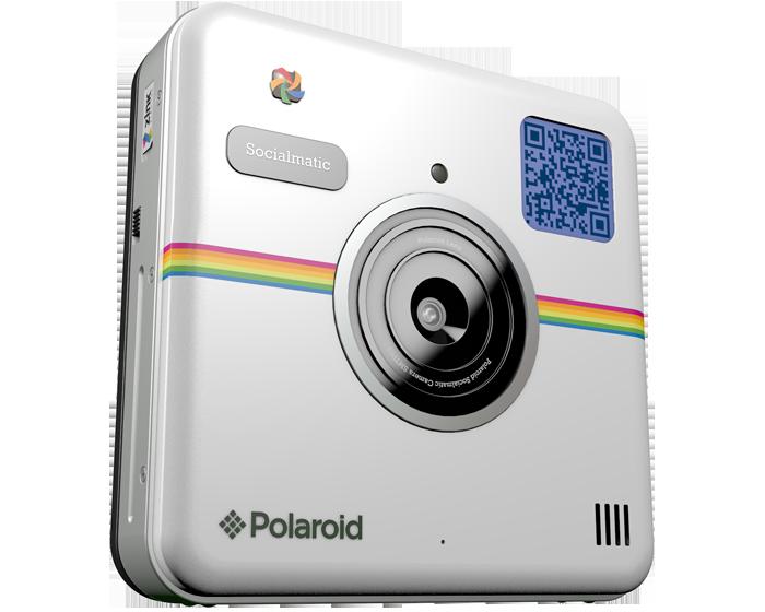Polaroid Socialmatic, la macchina fotografica con stampante annessa
