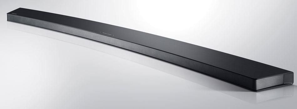 Casse curve per schermi curvi for Casse per tv