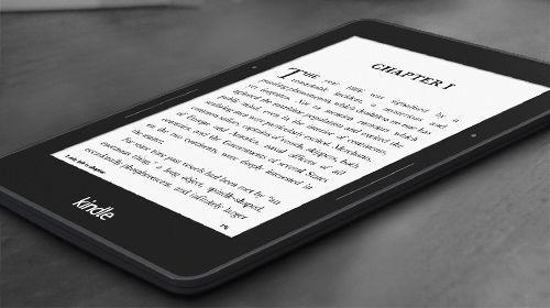 Kindle Voyage: il miglior ebook reader al mondo