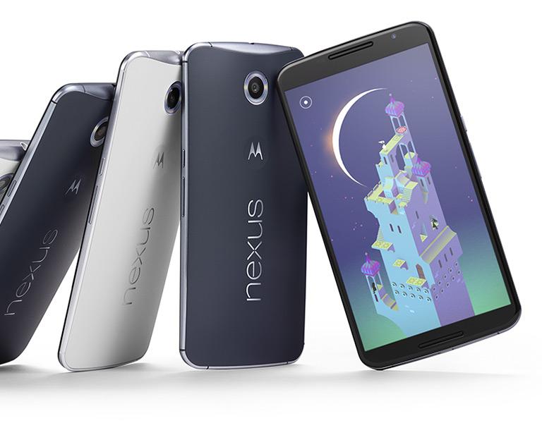 Google Nexus 6 disponibilità e prezzi