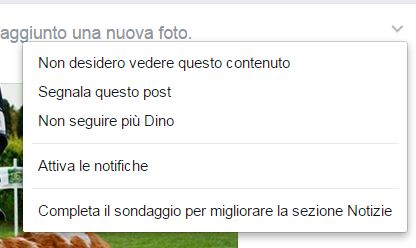 Non desidero FB