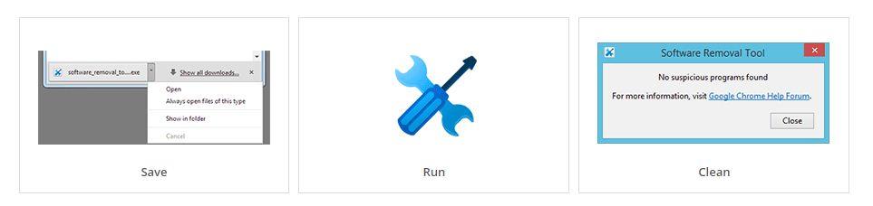 Save Run Clean