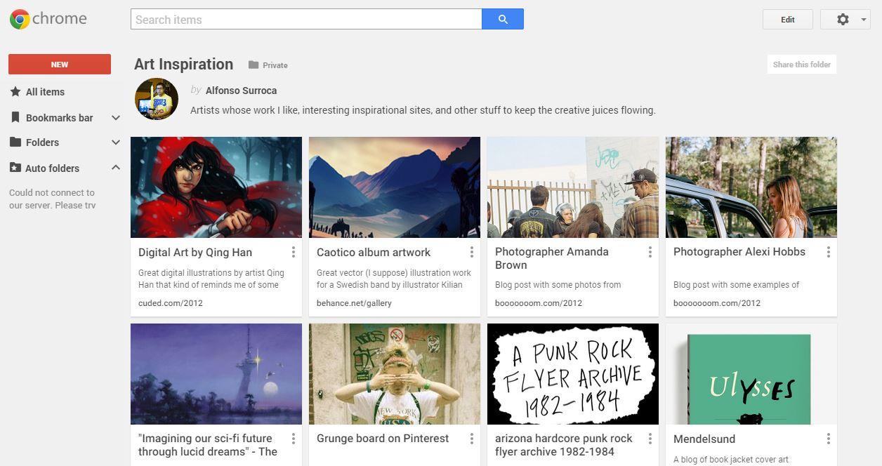 Google mette Pinterest dentro Chrome