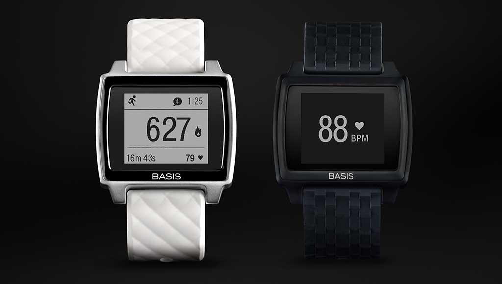Intel Basis presenta il suo Fitness Tracker