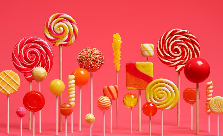 Android Lollipop aggiornamento alla versione 5.1