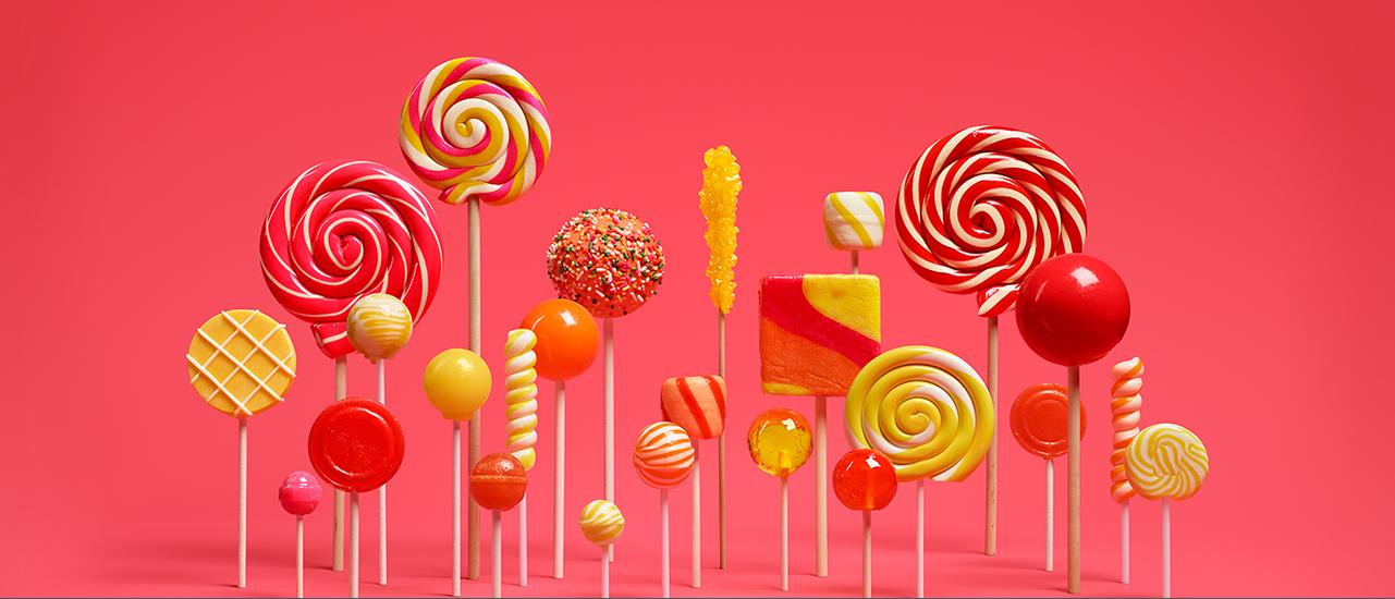 Tutte le novità di Android 5.0 Lollipop