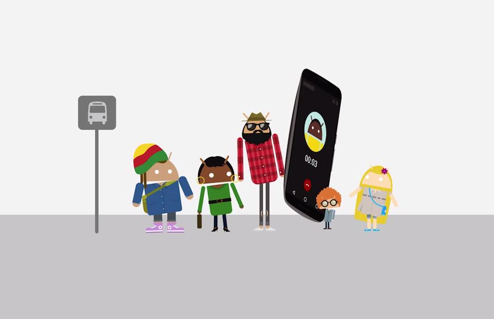"""Leaked! Tre spot di Google per il nuovo Android, molto spiritosi e ancora """"unofficial"""""""