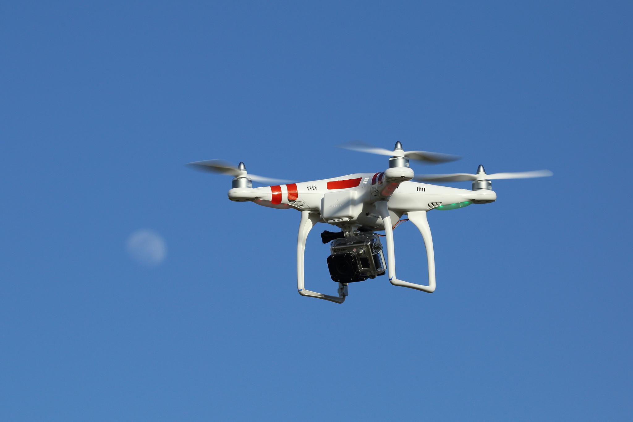 La Cina annuncia il Laser Anti Drone