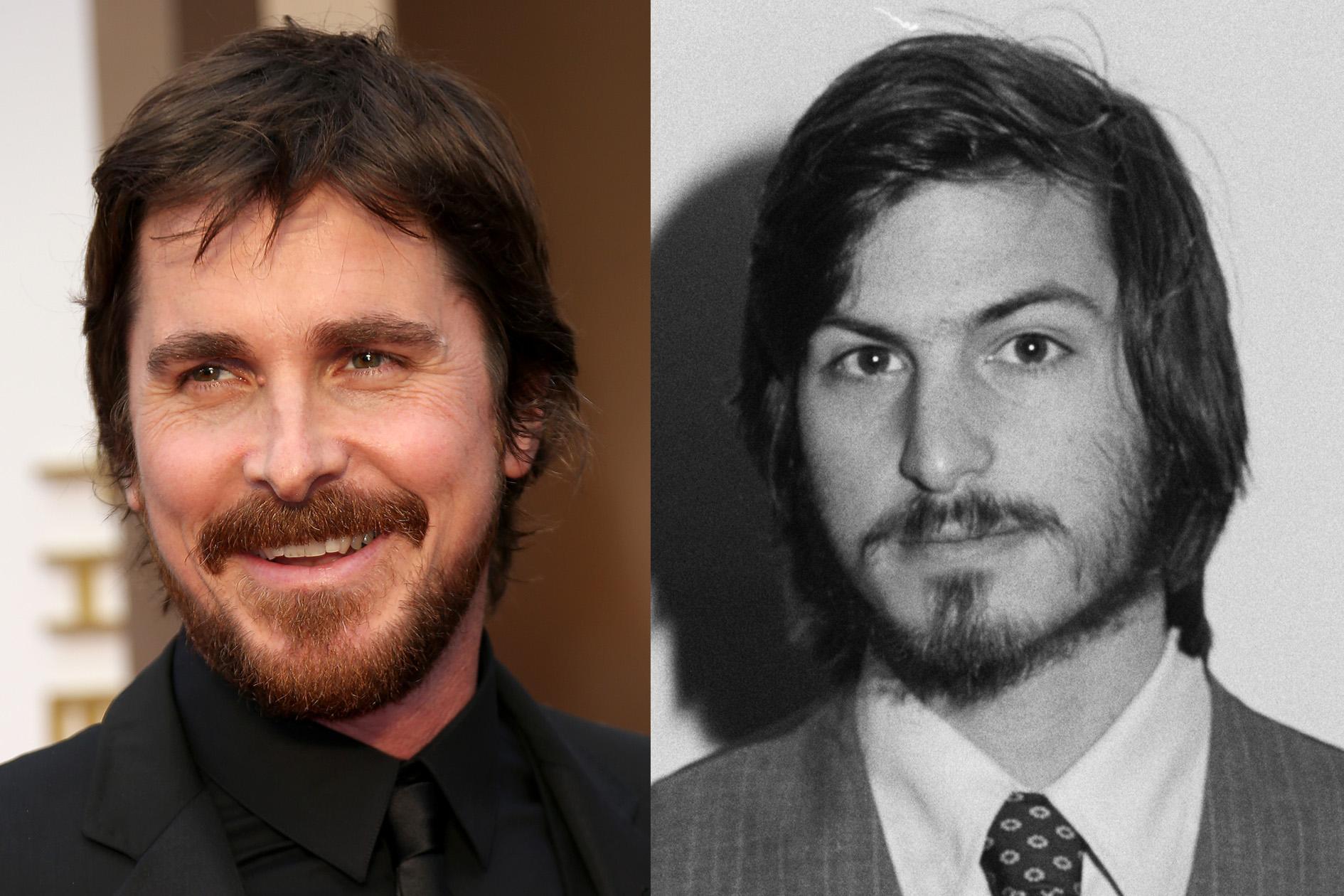 Christian Bale NON interpreterà Steve Jobs