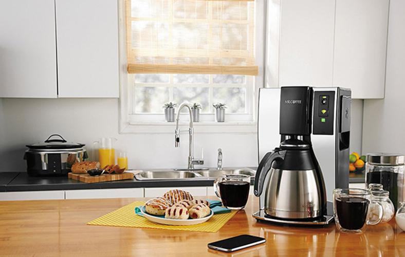 Belkin produce la sua macchina del caffè wi-fi