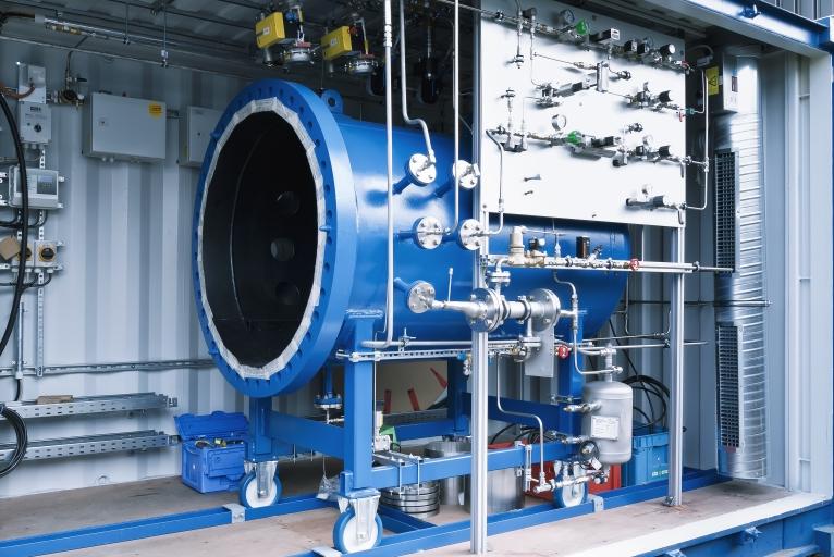 C'è una macchina che potrebbe trasformare acqua in petrolio…