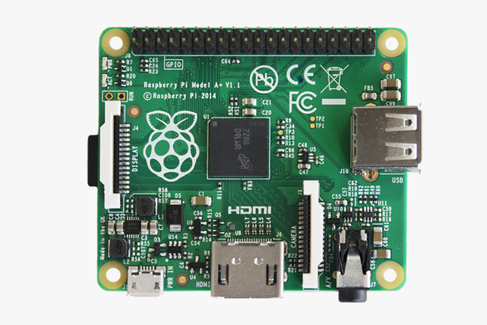 Raspberry Pi A+ è piccolo e costa 20 dollari