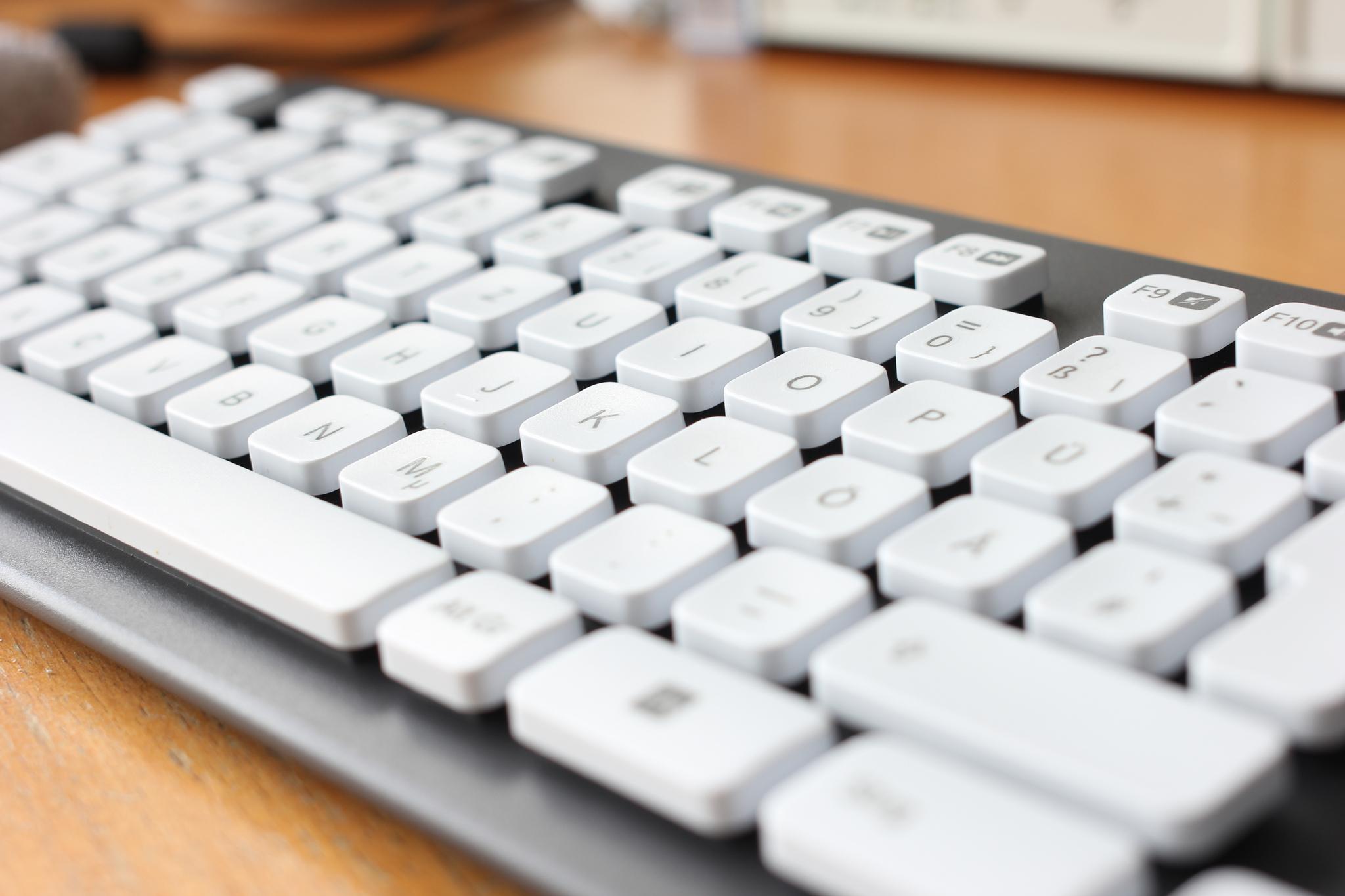 La tastiera che scrive i pensieri
