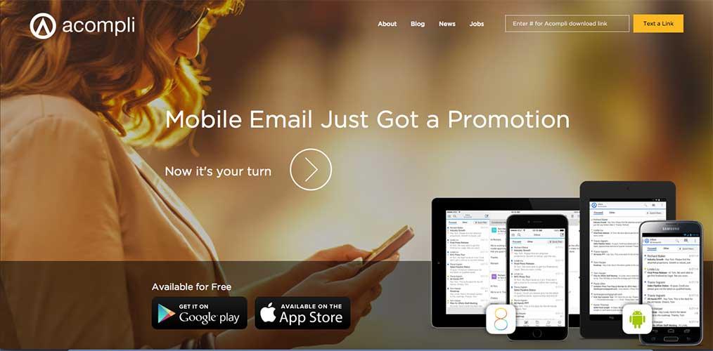 Microsoft compra Acompli. Client email per iOS e Android in arrivo?