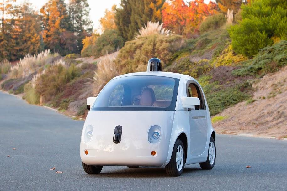 Google svela il proprio prototipo di macchina senza pilota