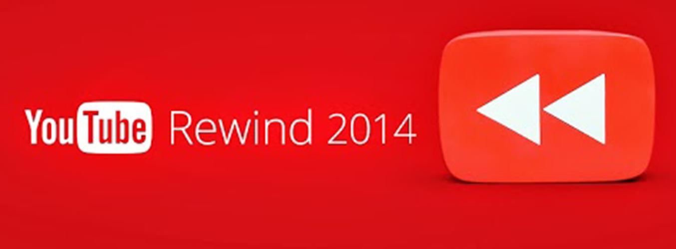 Youtube rewind il 2014 visto in 6 minuti