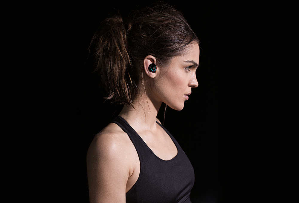 The Dash: cuffie wireless, player multimediale e activity tracker