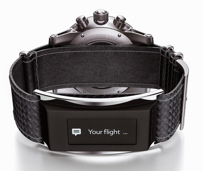 Montblanc annuncia un orologio e un braccialetto smart