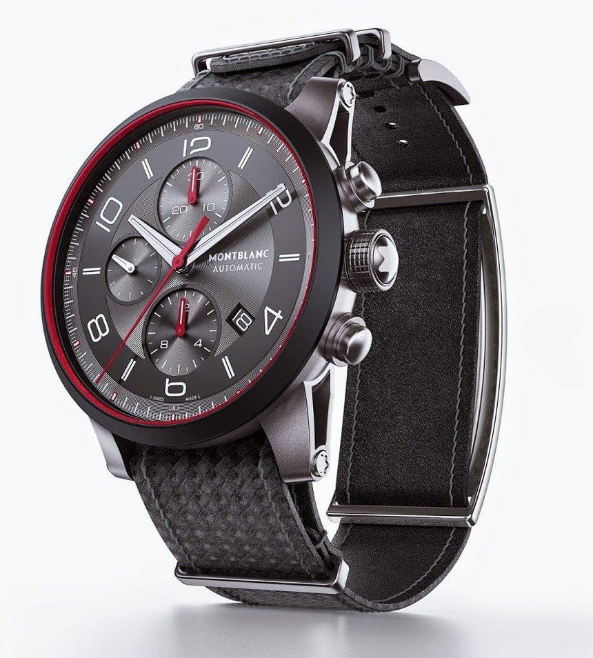 Montblanc-Timewalker-urban-speed-e-strap-watch-4