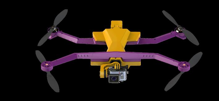 AirDog il drone inseguitore