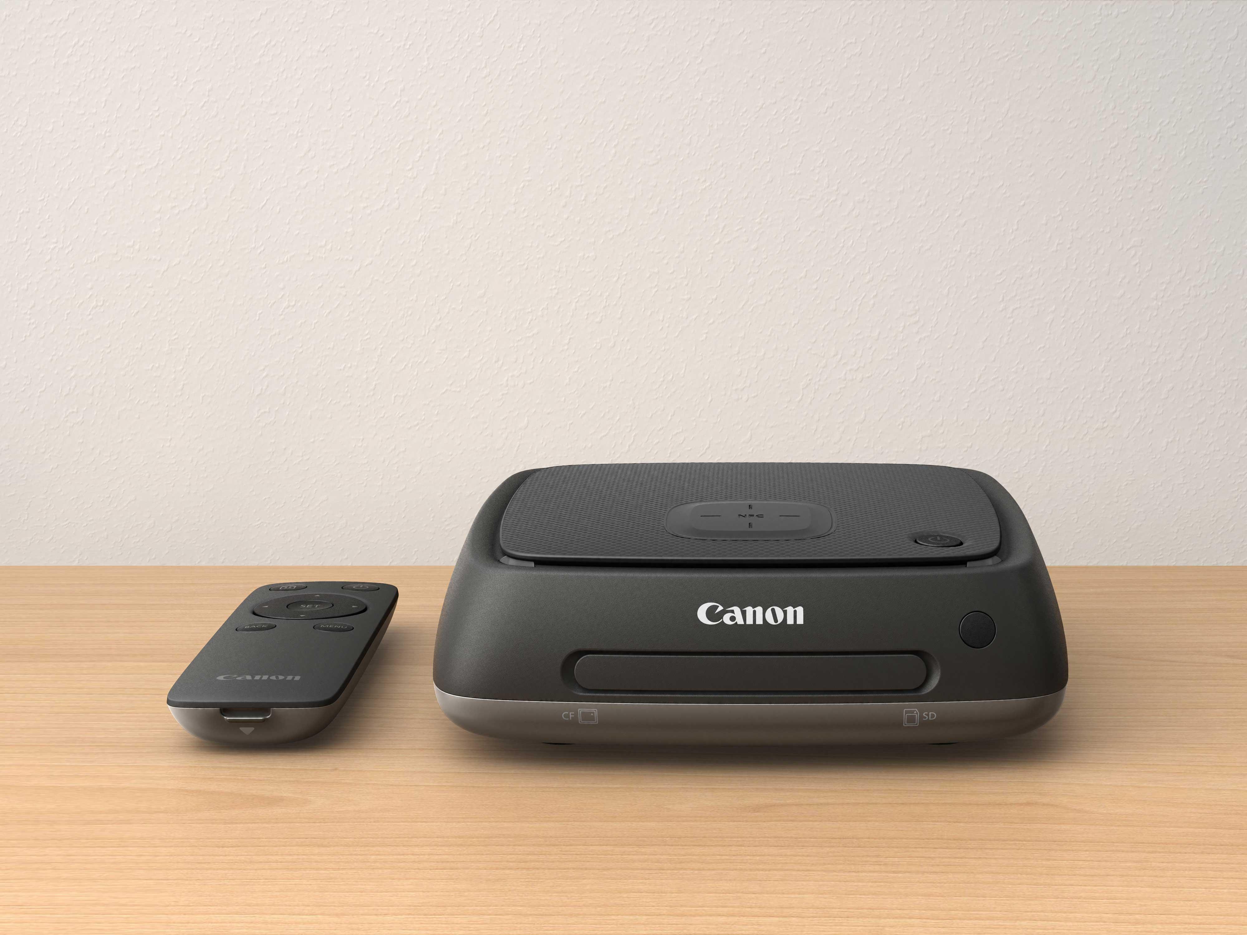 Canon Connect Station CS100: 1TB per le foto, sempre a disposizione