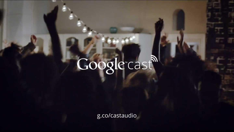 Google lancia Google Cast for Audio