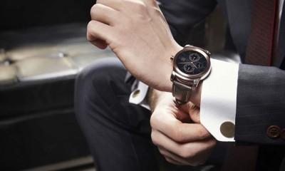 LG: pronto uno Smartwatch extra-lusso per un pubblico di fascia alta