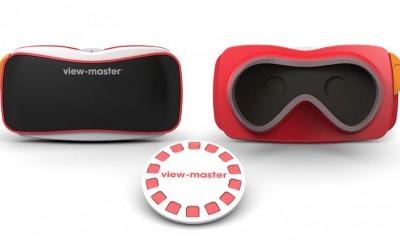 Mattel e Google: nuova vita per il Viewmaster