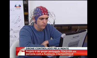 I droni saranno pilotati con la forza del pensiero