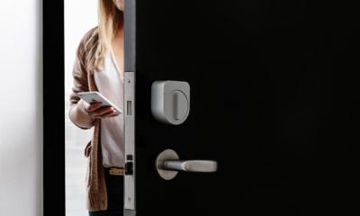 """""""Aprimi Sesame"""" e la porta si apre con lo Smartphone"""