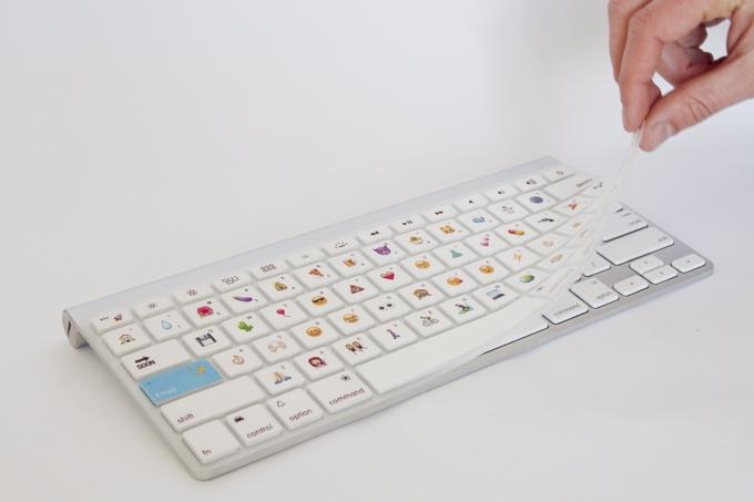In arrivo la tastiera con le faccine, per la felicità dei chatters