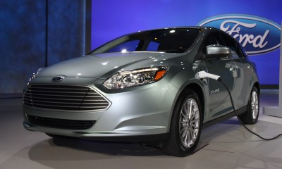 Ford Focus Electric: l'automobile che si gestisce con un'app