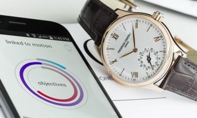 Horological Smartwatch con tecnologia MotionX integrata